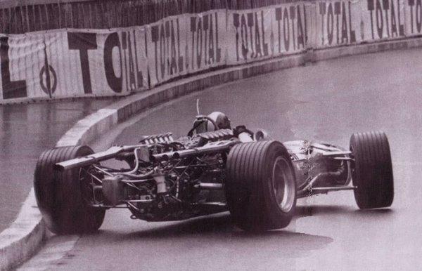 Quand la F1 était spectaculaire....