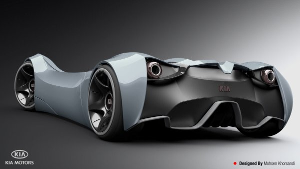 Kia shift concept