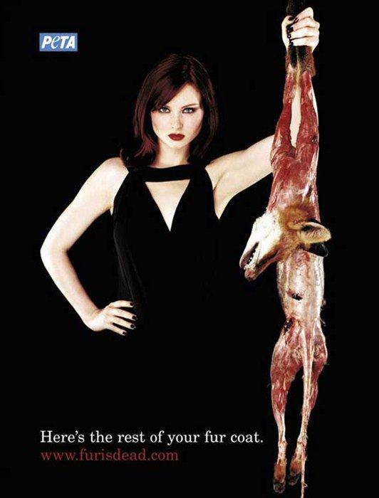 Fur is dead...