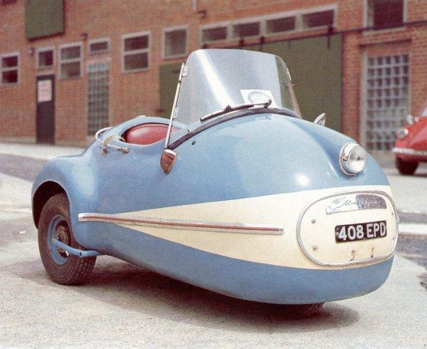 Brutsch mopetta, 1957...