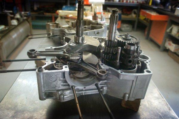 Engine work in progress..