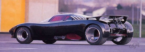 La roue réinventée par Franco Sbarro...