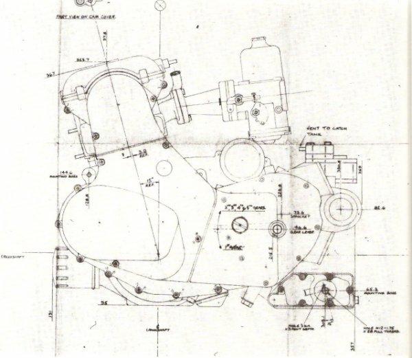 Norton  Cosworth...