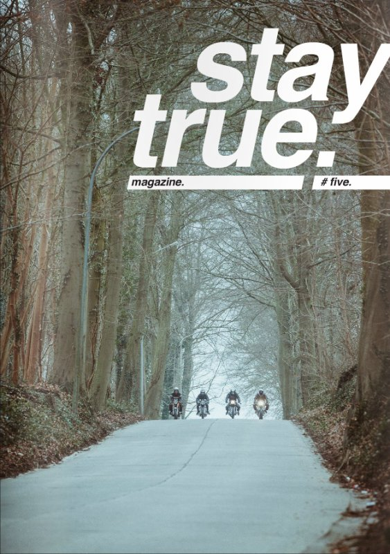Stay true, by True Biker Spirit...