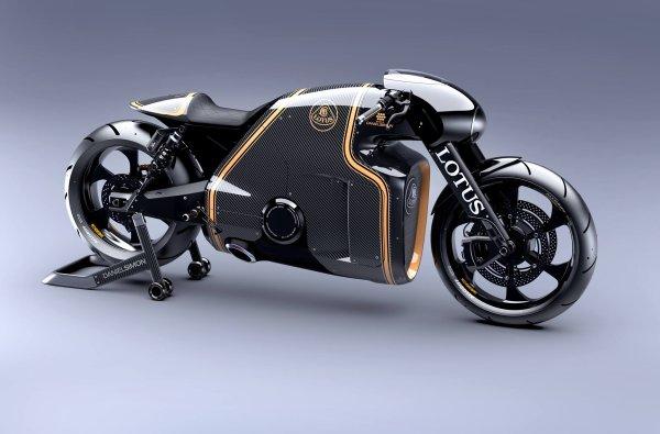 Lotus C01 project