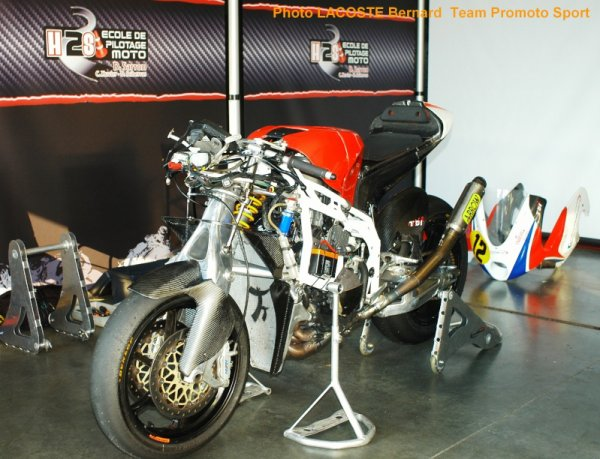 TranSFIORmers moto2, version 2