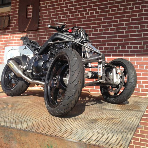 Speed triple wheels