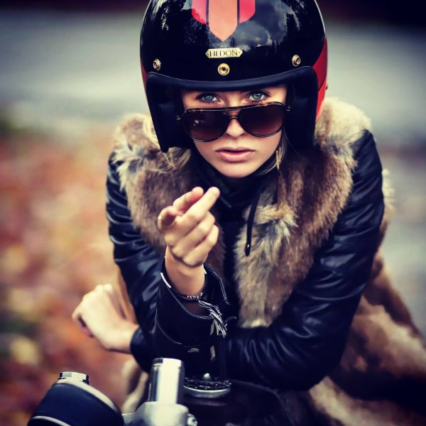 Ride with style...
