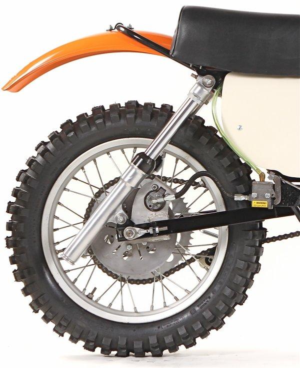 Harley MX 250 1975