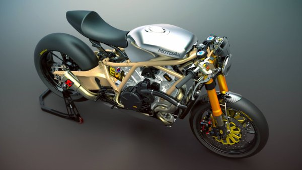 KTM RC8 by Holographic hammer