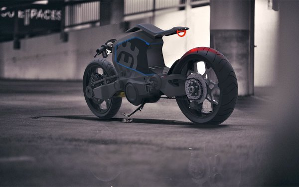 Husqvarna Electric project
