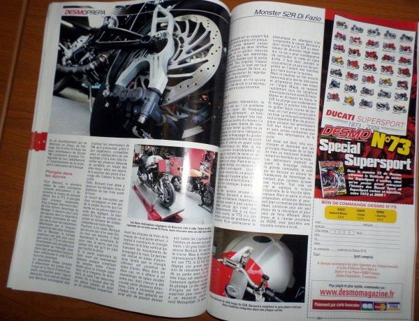 Desmo mag n° 76