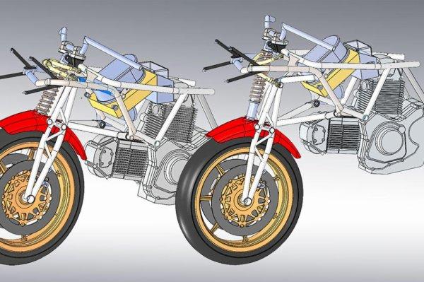 Ducati Hossack