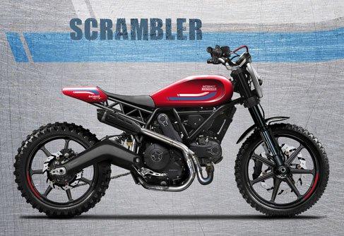 Intermot 2016 scrambler projects ...