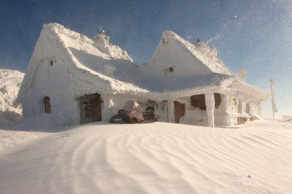 Blizzard vous avez dit blizzard ....