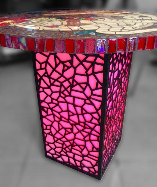La Table Art modeste // Art déco de Gilles Leguen...