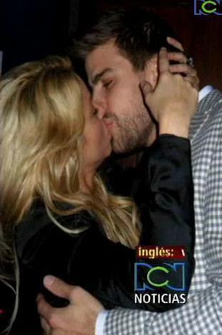 ♥ Gé officialise sa relation avec Shakira ♥