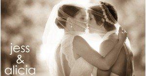 2 mariées pour 1 mariage