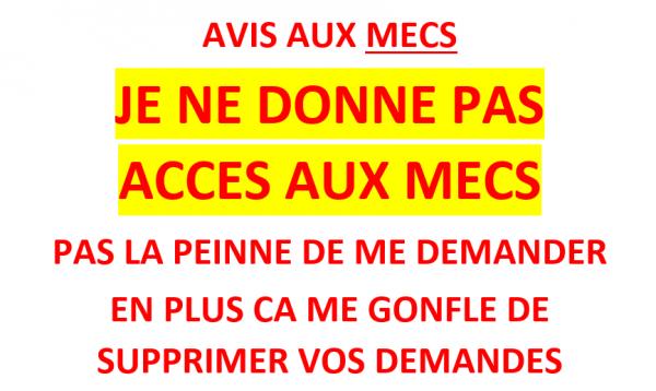 POUR LES MECS !!!!!!!!!!