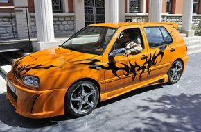 voiture tuning