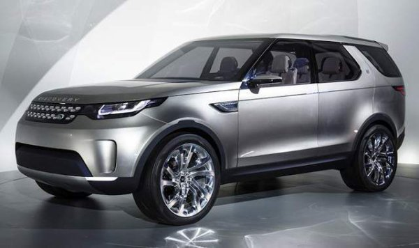 Rand Rover Discovery