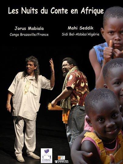 """Le spectacle """"Nuits des contes africains"""" en tournée dans plusieurs pays"""