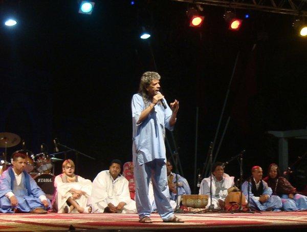 """Le conteur Mahi Seddik à Rabat pour le festival """"Maroc des contes"""""""