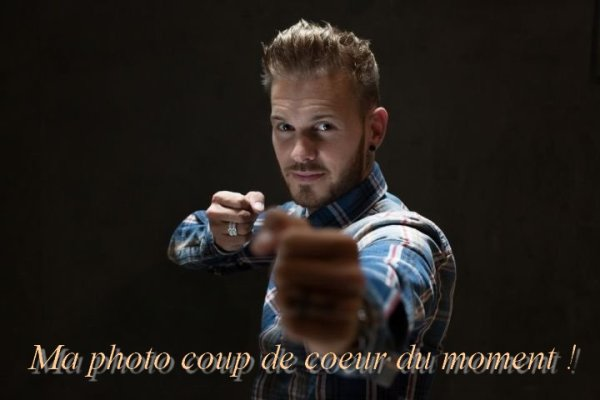 Photo coup de c½ur du moment + tweet de Matt  + newsletter article de Matt Pokora + oôra by M.Pokora
