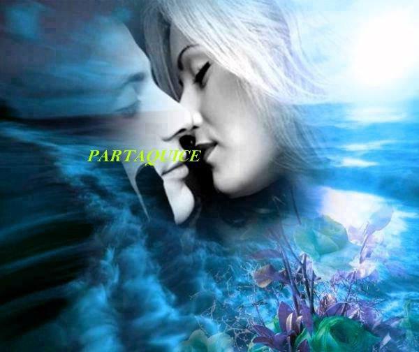parfois dans le vent je crois sentir ton parfum, mon c½ur s'emballe alors de mille coups de tonnerre, mes yeux brillent et s'éveillent sur le paradis d'une nouvelle seconde prés de toi, mais ta seule présence prés de moi dans ces longs moments de solitude est dans mon c½ur et mon esprit.