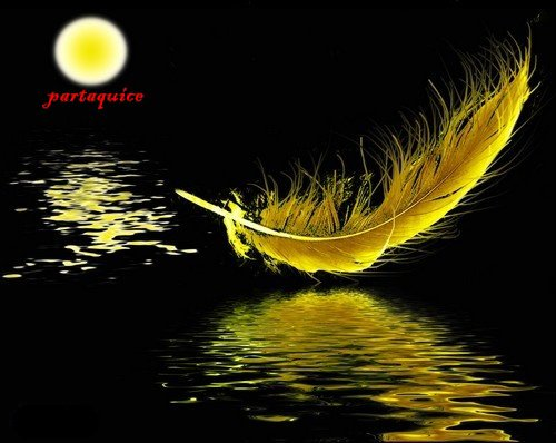 la plume coquine qui se glisse en ce bel encrier rose amour pour se faire au parfum de délice qui l'attire sur ce lit de voleur  elle essaie le plus long des parcours puis revient avec tant de malice que bientôt l'encre coule à son tour et le poil de la plume s'épisse  c'est ainsi que s'écrit notre amour sur ton corps aux senteurs de réglisse une plume qui vient te faire la cour et ton c½ur le plus grand des abaisses