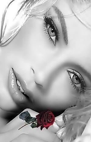 tes beaux yeux m'ont plus d'une fois emprisonnés, quand j'imagine ton doux regard, je reste étourdi, envoûté par ta beauté