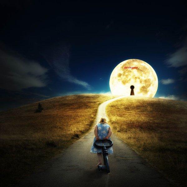 etre amoureuse, je veux bien,  être heureuse, je connais le chemin,  de tout façon, je t'aime bien,  pas la peine d'y aller par quatre chemins,