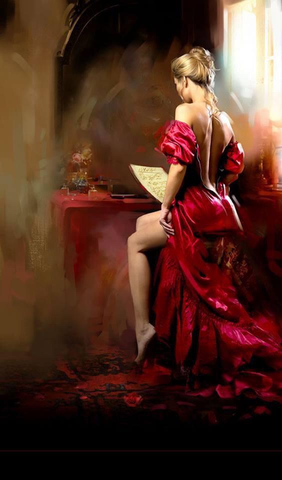 c'est par l'âme que les rapports de couleur prennent leur saveur. c'est l'âme qui donne aux formes leurs valeurs sensuelles. c'est de l'âme que vient la puissance dévastatrice des sons. Ce bonheur ne dépend pas du social, mais purement et simplement de l'âme.