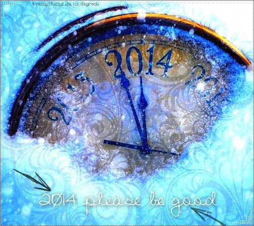 2014... Please be good.