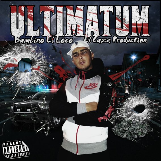 NEW EN CONSTRUCTION DE L ALBUM (ULTIMATUM) BAMBINO EL LOCO