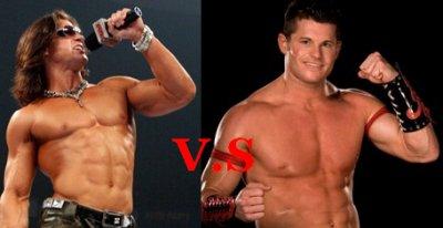 John Morrison vs Evan Bourne