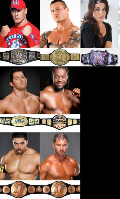 Champions après Over The Limit