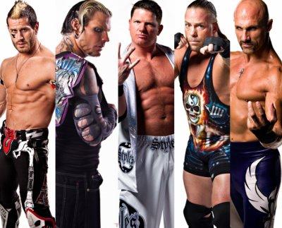 Top 5 TNA/Impact Wrestling