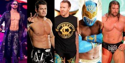 Top 5 WWE Superstars Face