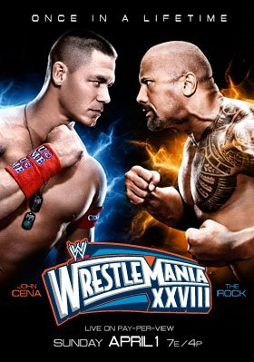 WrestleMania Part 1