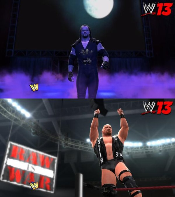 WWE'13 Roster + Photos
