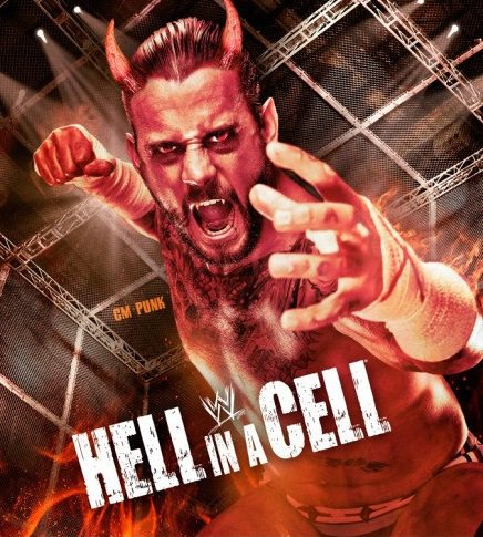 Possible affiche de Hell in a Cell