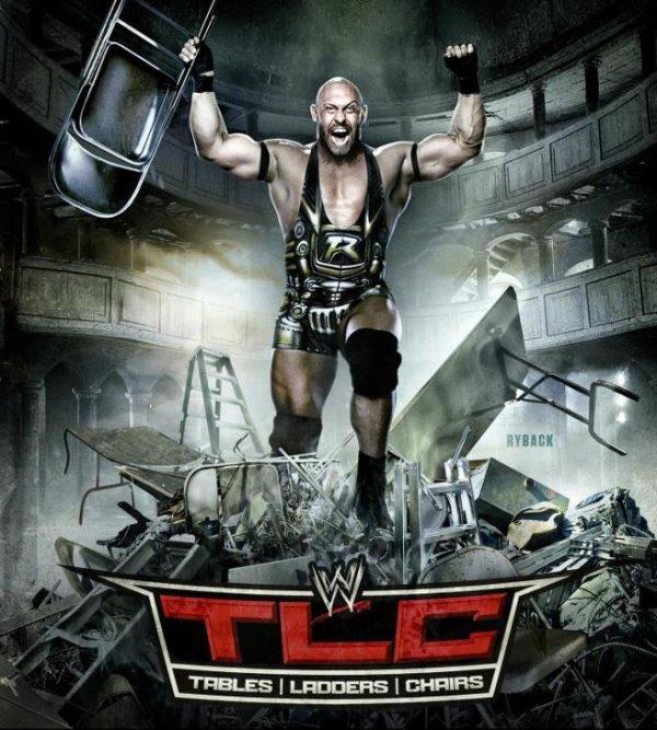 Affiche promotionnelle de TLC