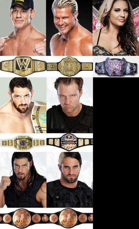 Champions après Extreme Rules
