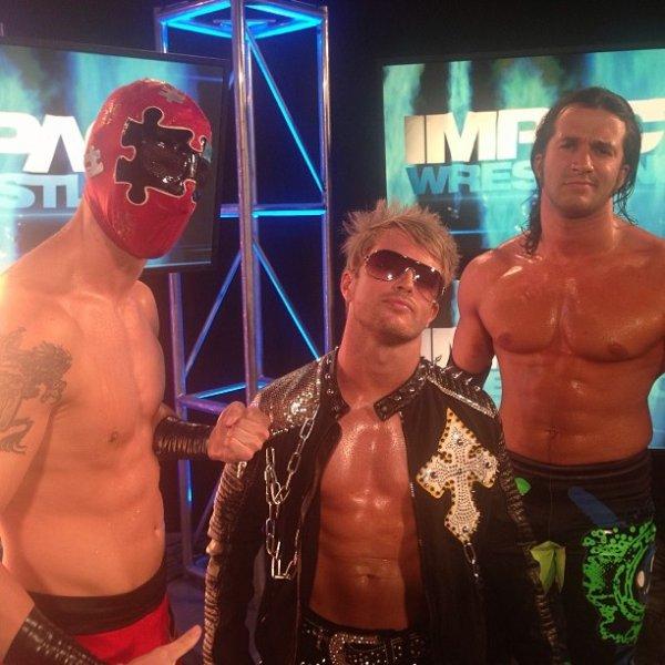 Chris Sabin New TNA World Heavyweight Champion!!!!!!!!