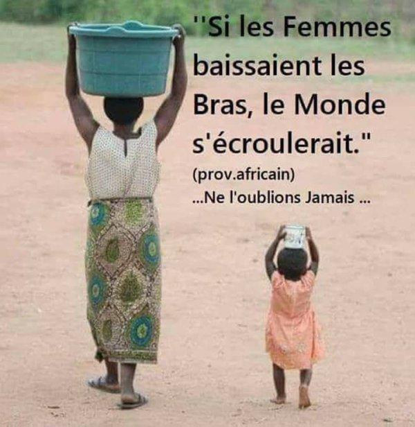 La FEMME....