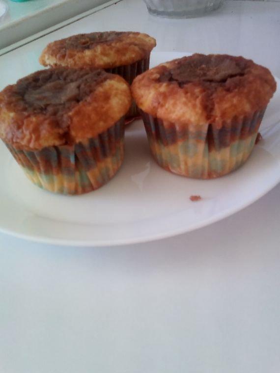 Muffins marbré...