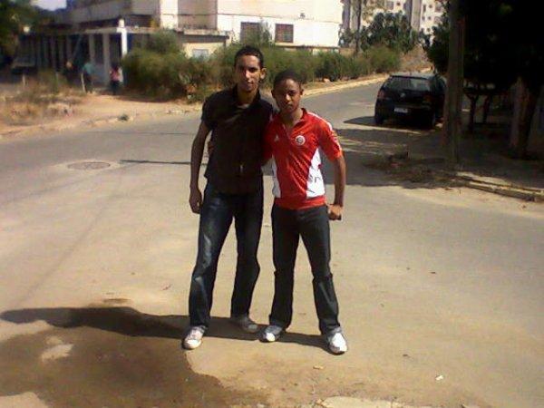 moi et 3imad labyad