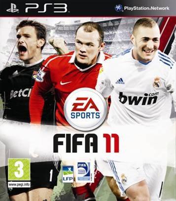 Fifa 11 jeux ps3