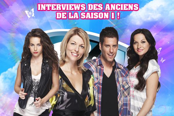Interviews de Juliette, Marie-Josée, Zarko & Julie !